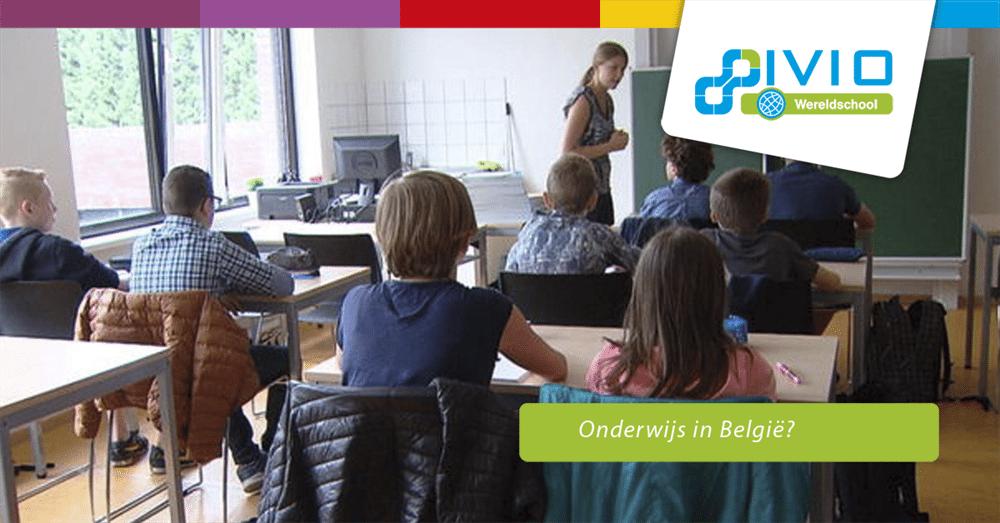 Onderwijs in belgie wereldschool