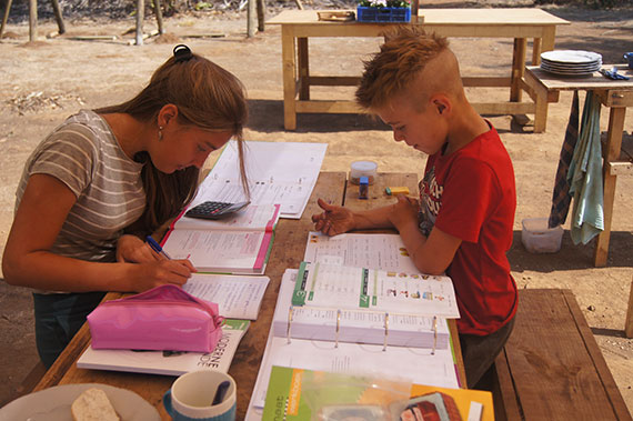 Voortgezet onderwijs in het buitenland
