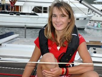 Laura Dekker, 13 jaar