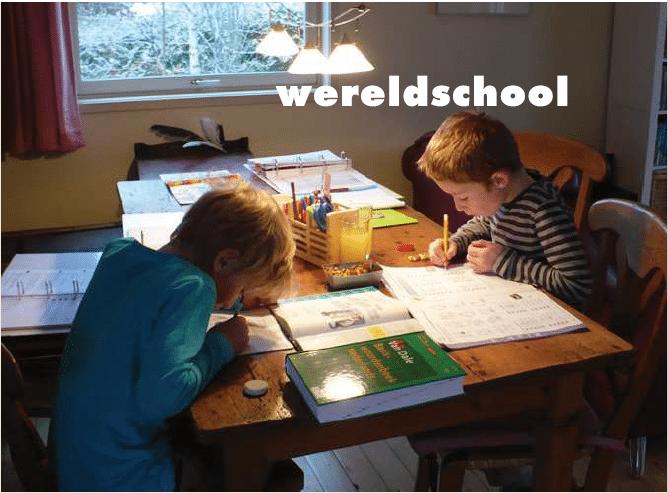 Wereldschool in Noorwegen