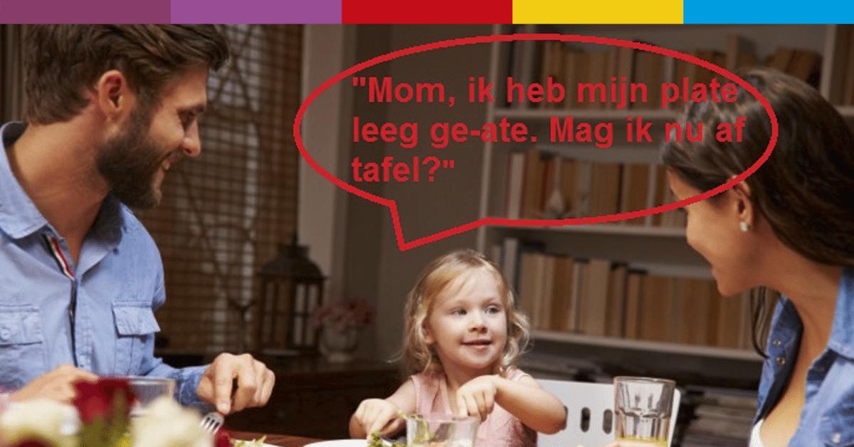 Meertaligheid kinderen