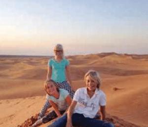 De Wereldschool in de Sahara