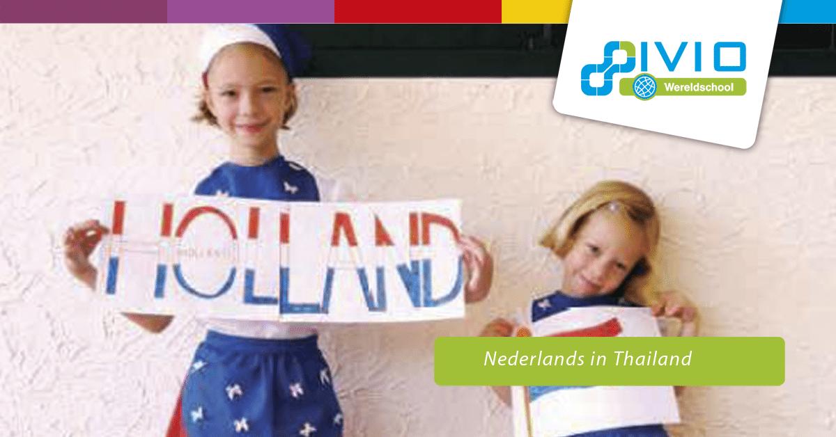 Nederlandse les in Thailand