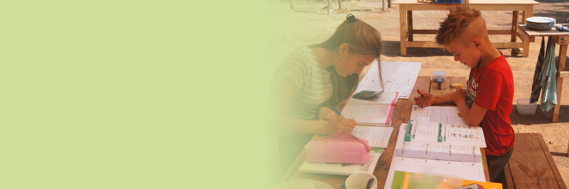werken bij de wereldschool
