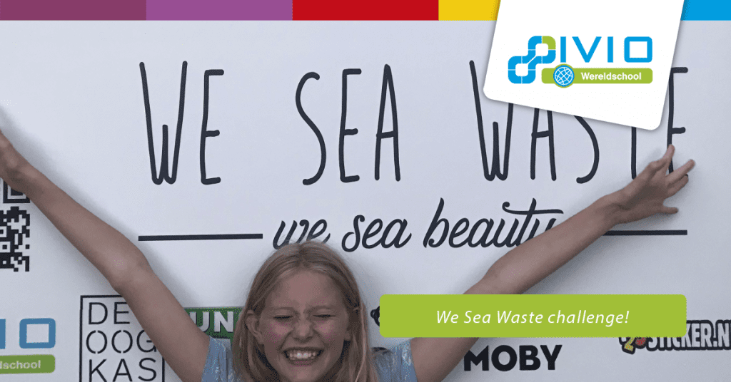 we sea waste challenge