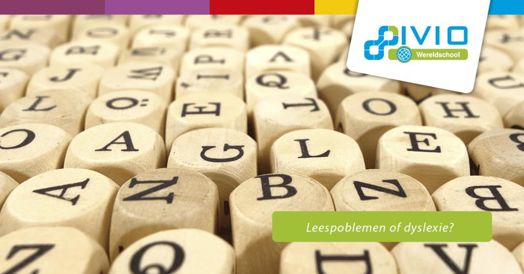 leesproblemen dyslexie wereldschool afstandsonderwijs homeschooling