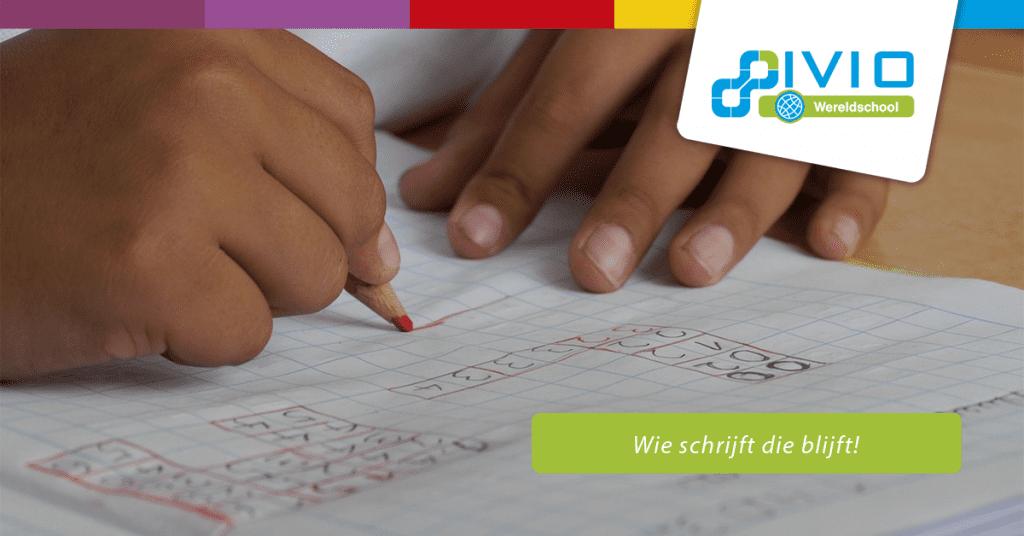 voordelen met de hand schrijven
