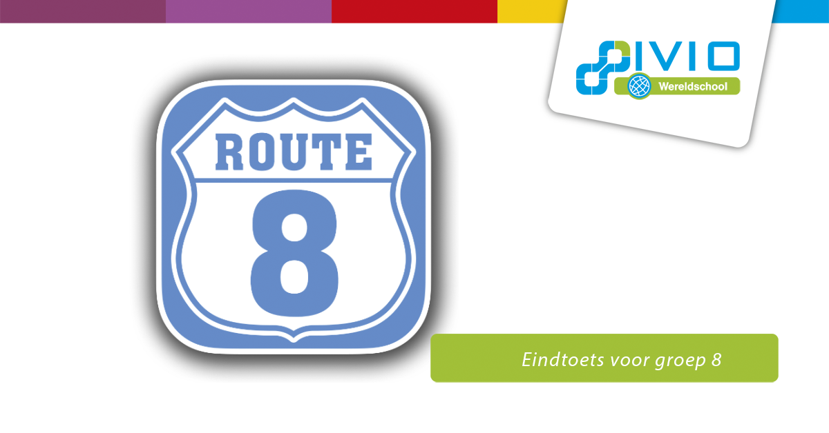 eindtoets groep 8 route 8