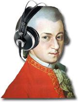 huiswerk maken en muziek luisteren