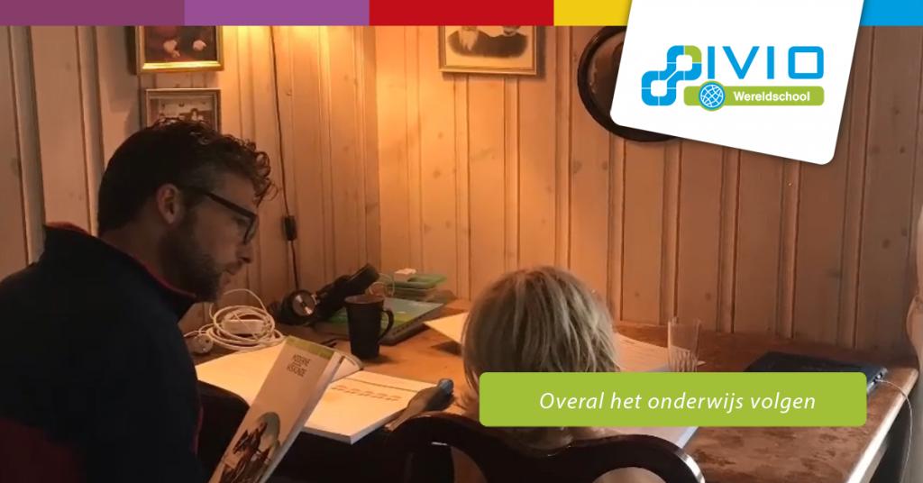 Vlog familie kooijman overal onderwijs volgen