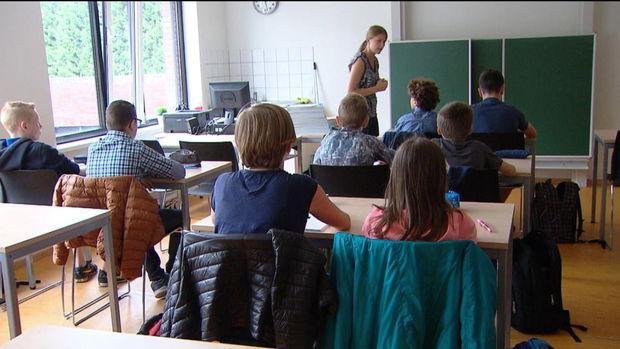 onderwijs in belgië