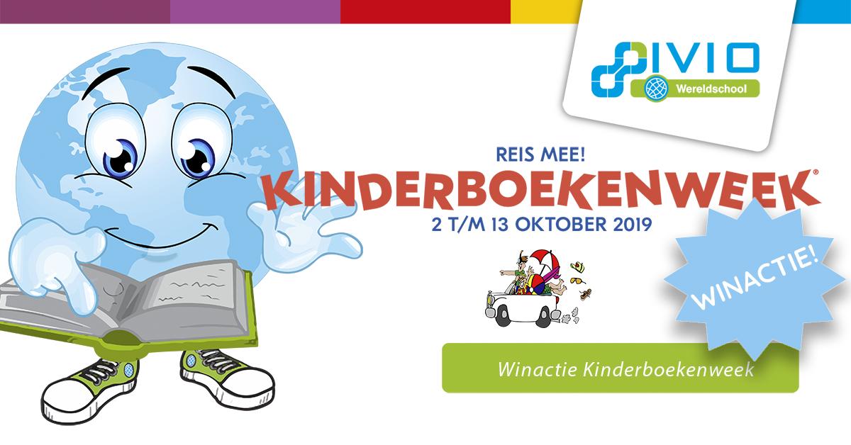 winactie kinderboekenweek 2019