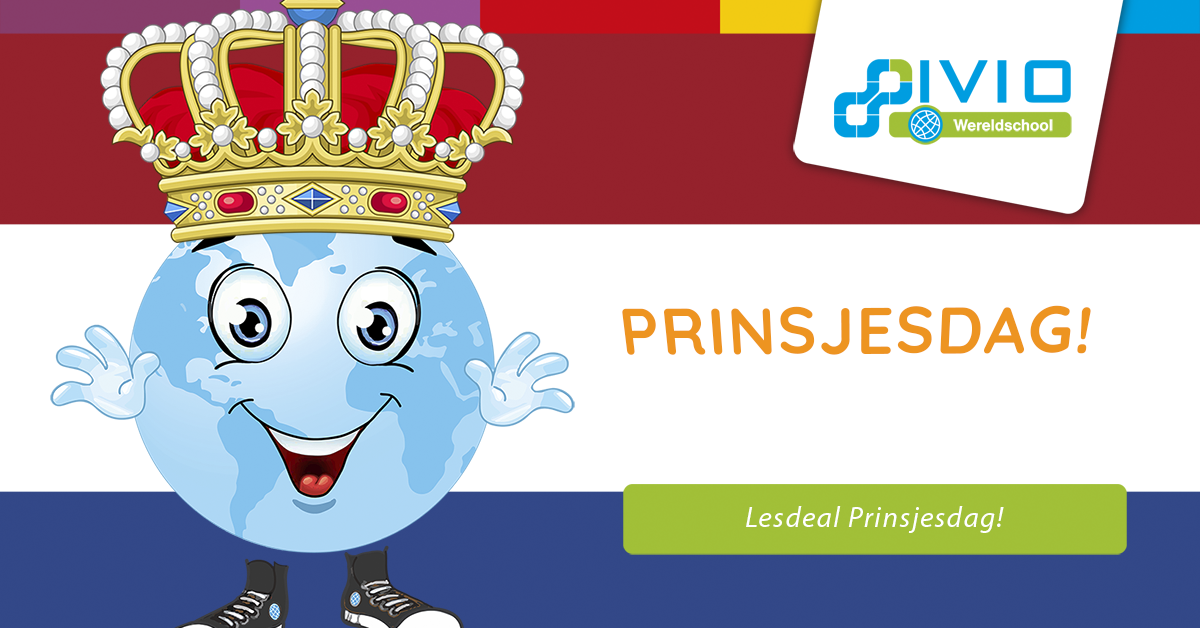 lesdeal prinsjesdag wereldschool