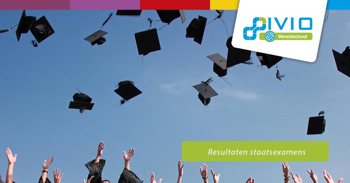 resultaten staatsexamens 2019