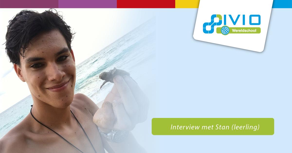 interview leerling wereldschool