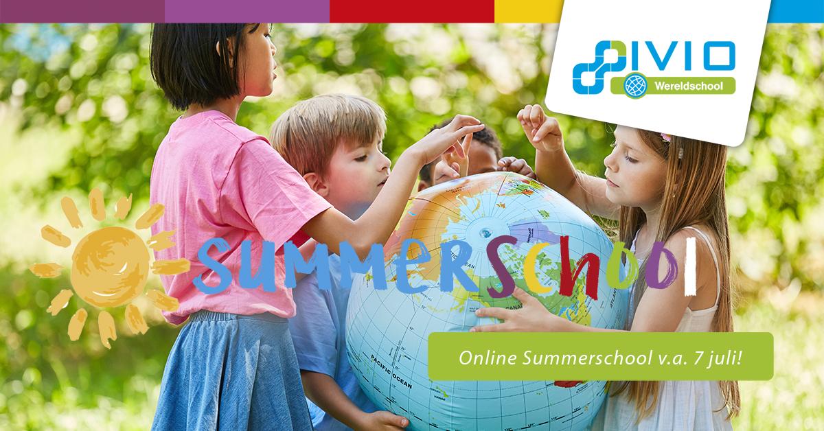 online summerschool Nederlands