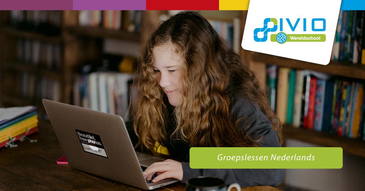 groepslessen nederlands voor beginners jongeren in het buitenland