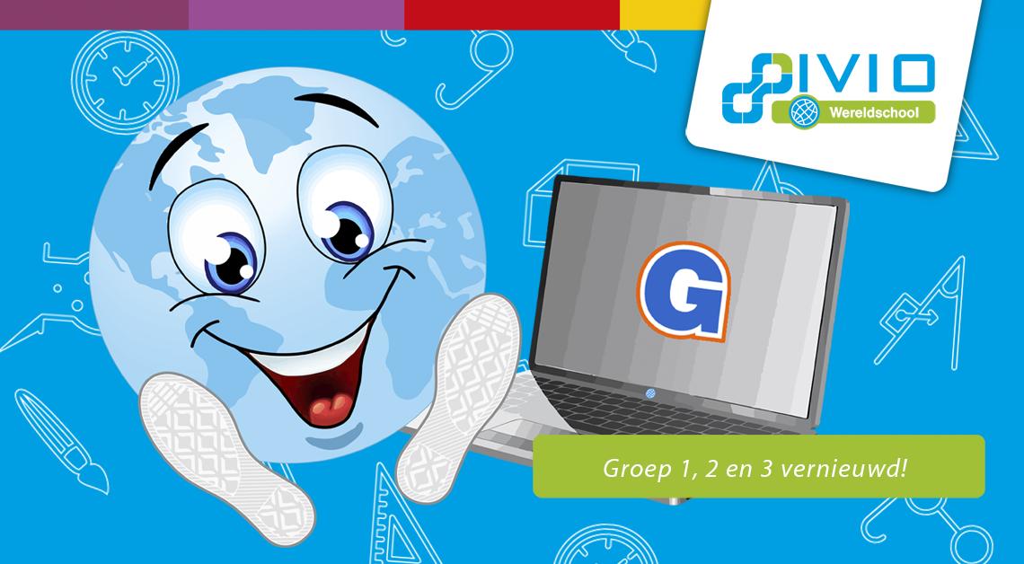Gynzy Nederlands online groep 3