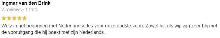 review Van den Brink