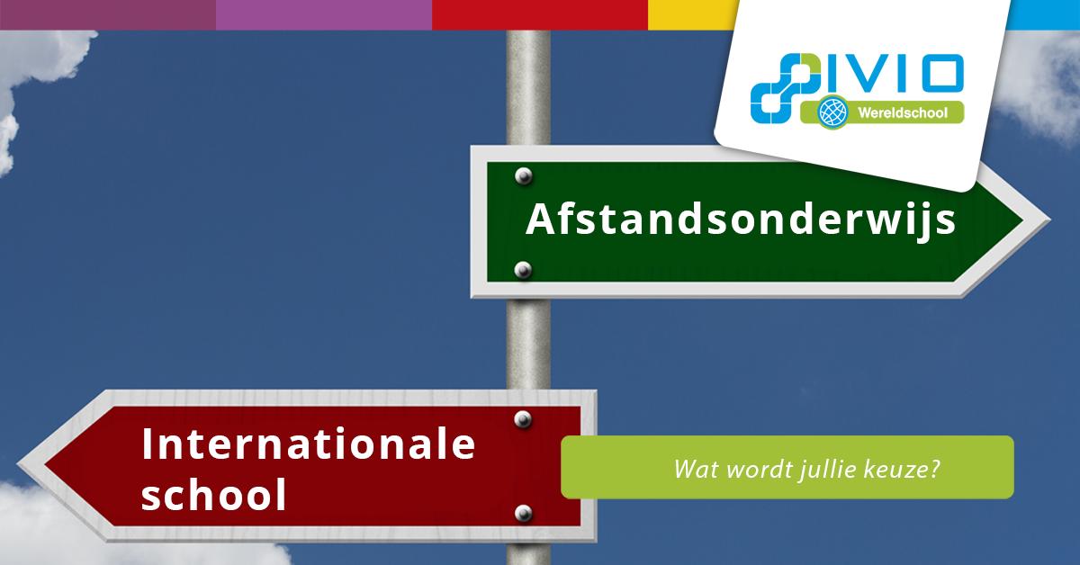 kiezen internationale school of afstandsonderwijs