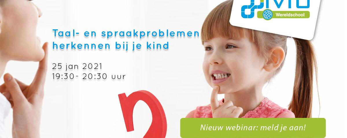 webinar taalproblemen kind