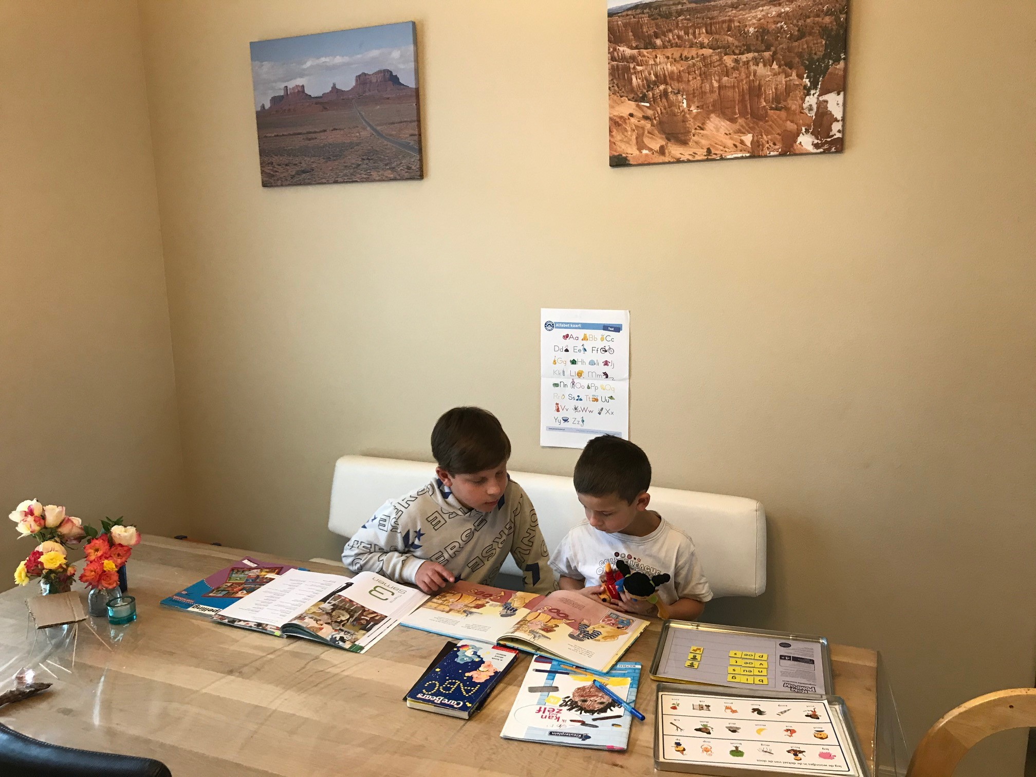 logopedie buitenland wereldschool