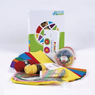tekenen handvaardigheid textiel basisonderwijs